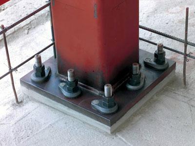 Sử dụng bulong neo, bulong liên kết trong nhà khung thép – nhakhungthepblog